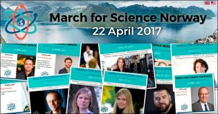 Stor internasjonal markering for vitenskap på lørdag – March for Science