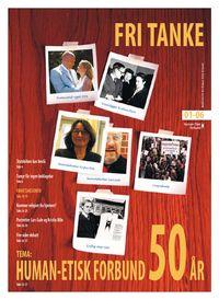 Fri tanke 01-2006