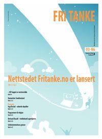 Fri tanke 03-2006