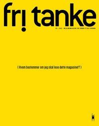 Fri tanke 04-2012